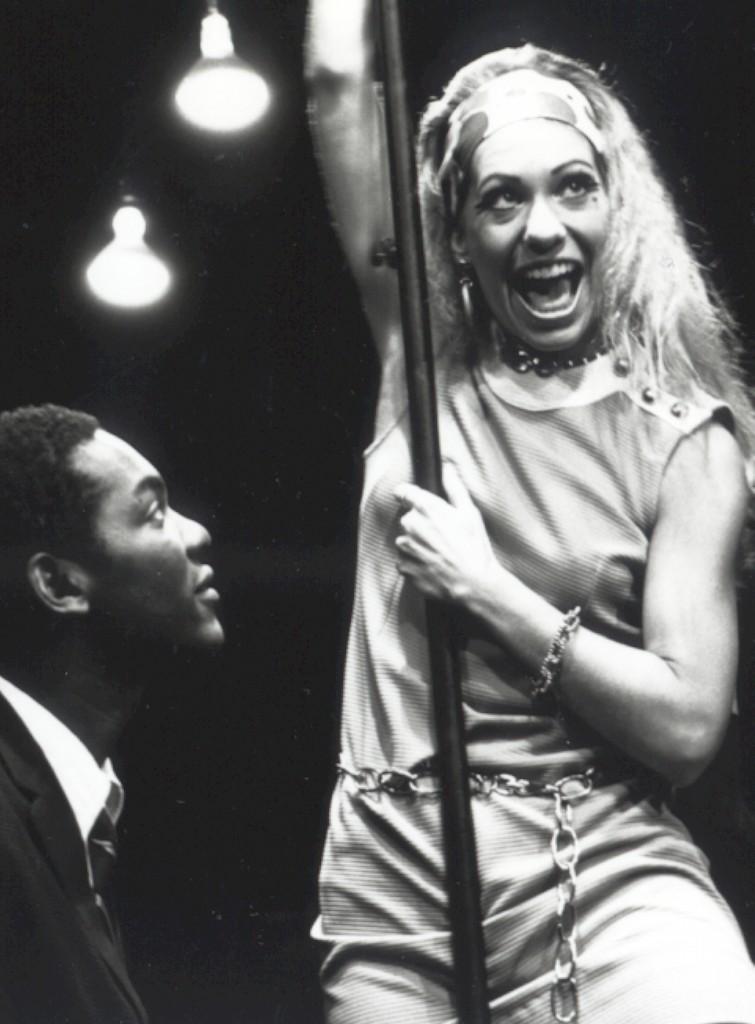 Diane Sedack as Lulu