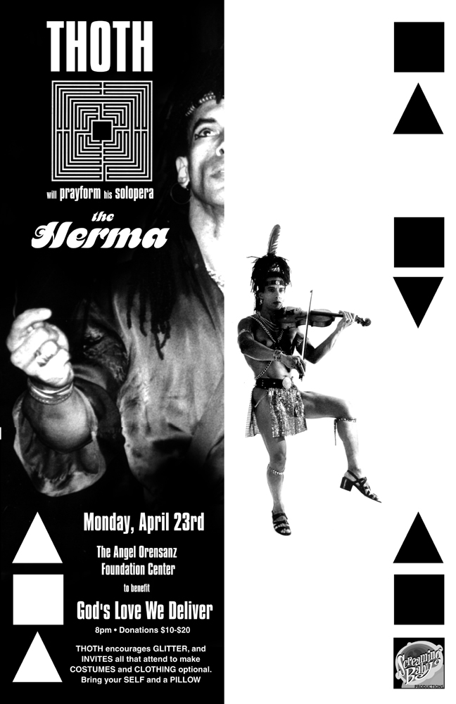 Thoth Herma Poster
