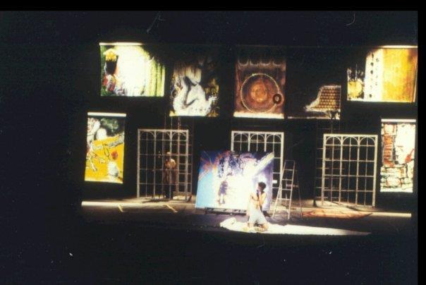 MIllesgarden - an opera in thirteen paintings